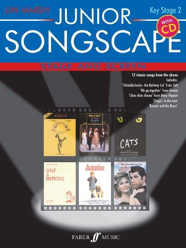 9780571525034: Junior Songscape: Stage and Screen: 12 Classic Songs from the Stage and Screen Arranged for Classroom and Concert Choirs