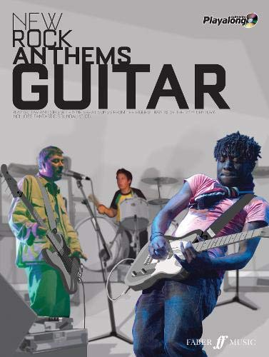 9780571525232: New Rock Anthems: (Guitar Tab): Guitar Playalong (Authentic Playalong)