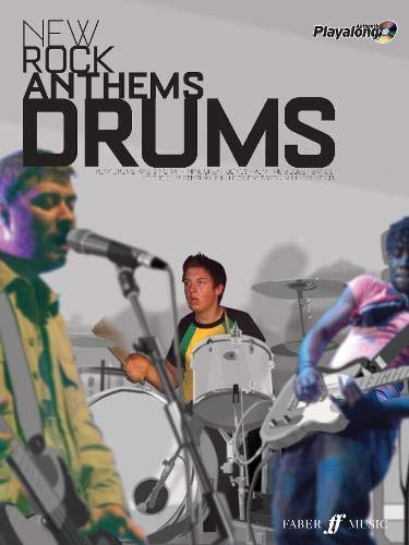 9780571525256: New Rock Anthems: (Drums) (Authentic Playalong)
