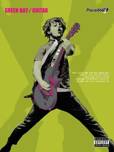 9780571525485: AUT.PLY. GREEN DAY+CD CHT (Authentic Playalong)