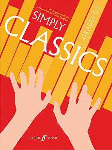 9780571525515: Simply Classics: Grade 0-1 (Faber Edition)