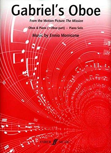 9780571525591: Gabriel's Oboe: (Oboe and Piano)