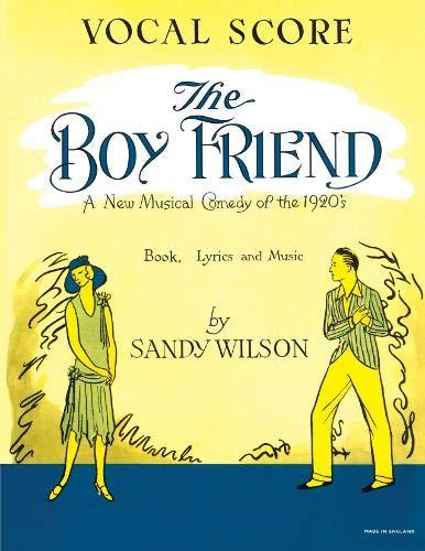 9780571525614: The Boyfriend: (Vocal Score)
