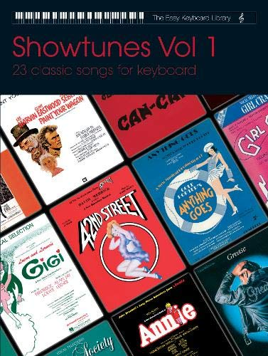 9780571525638: Showtunes Vol 1 (Easy Keyboard Library)