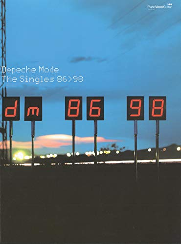 9780571525775: SINGLES 86-98 DEPECHE MODE