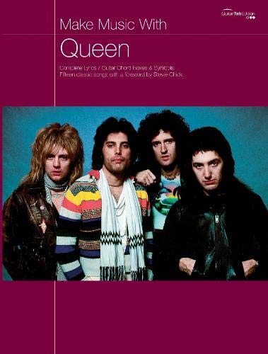 9780571525874: Queen: (Guitar Tab) (Make Music with...)