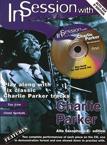 9780571525980: In Session with Charlie Parker (alto Saxophone) (Asax/CD)