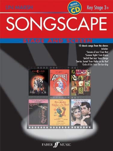 9780571526093: Songscape: Stage and Screen: 12 Classic Songs from the Stage and Screen