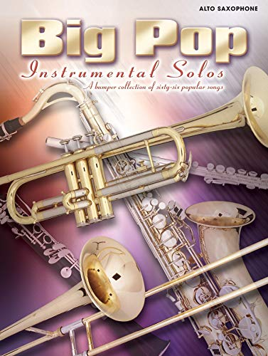 9780571526161: Big Pop Instrumental Solos
