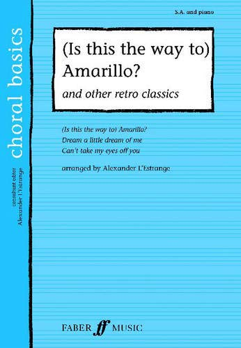 9780571526185: Retro Classics. SA Accompanied (Choral Basics Series)