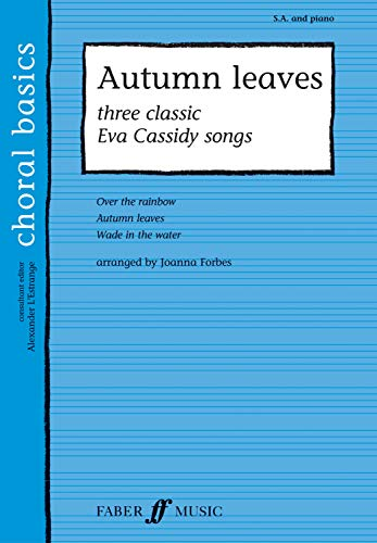 9780571526222: Eva Cassidy: SA Accompanied (Faber Edition) (Choral Basics Series)