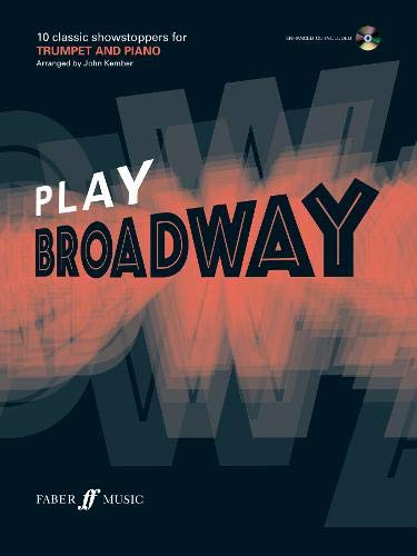 9780571526345: Play Broadway Trumpet CD