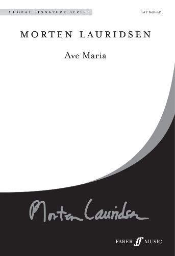 9780571526369: Ave Maria.: SATB Unaccompanied (FNCW)
