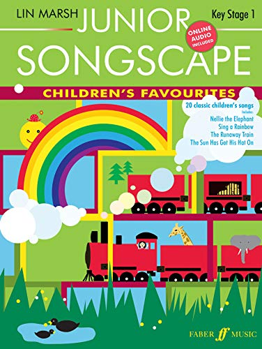 9780571526444: Junior Songscape: Children's Favourites