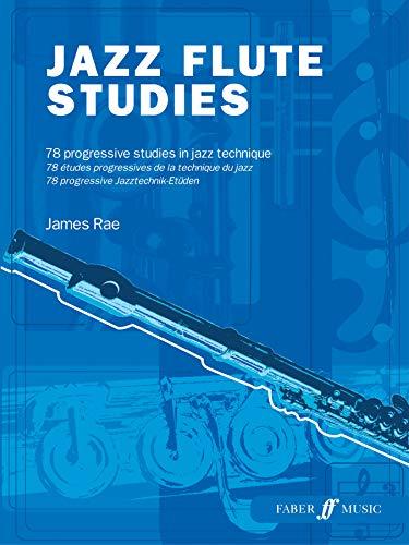 9780571526451: Jazz Flute Studies: 78 Progressive Studies in Jazz Technique