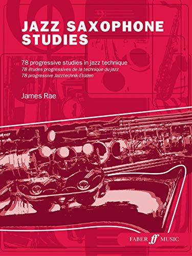 9780571526475: Jazz Saxophone Studies (Faber Edition)