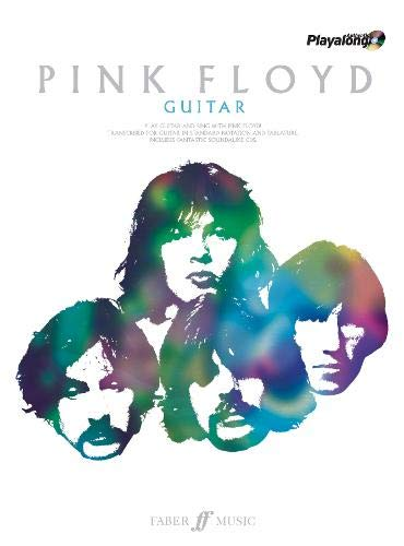 "Pink Floyd: Anthentic Guitar Playalong-Music Book +2 Cds-Guitar tab (9780571526666) by ""Pink Floyd"""