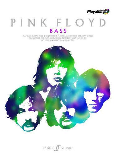 9780571526673: PINK FLOYD AUTHENTIC PLAYAL+CD: Play Bass Guitar and Sing with Pink Floyd. Nine of Their Greatest Songs Transcribed for Bass in Standard Notation and ... Fantastic Soundalike CD (Authentic Playalong)