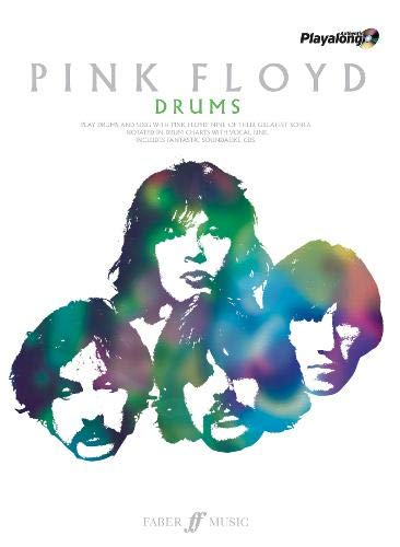9780571526680: PINK FLOYD AUTHENTIC PLAYAL+CD: Play Drums Sing with Pink Floyd. Nine of Their Greatest Songs Notated in Drum Charts with Vocal Line. Includes Fantastic Soundalike CD (Authentic Playalong)