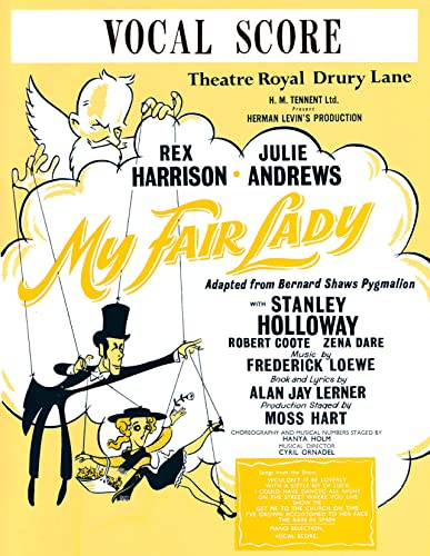 9780571526765: My Fair Lady (Vocal Score) (Vocal Score)