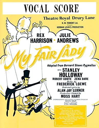 9780571526765: My Fair Lady (Vocal Score) (Vocal Score)