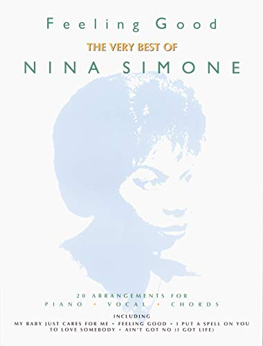 9780571526819: Feeling Good: The Best of Nina Simone: (Piano/Voice.Guitar)