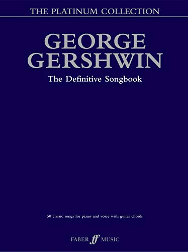 9780571526840: George Gershwin Platinum Collection: Piano/Vocal/chords