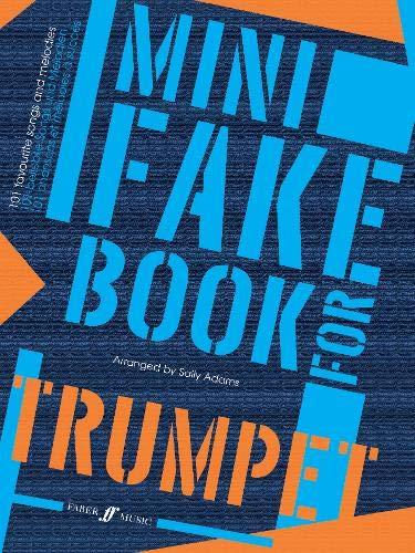 9780571526888: Mini Fake Book for Trumpet (Easy Piano)