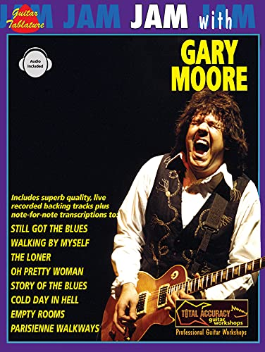 9780571527182: Jam with Gary Moore: (Guitar Tab)