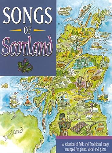 9780571527250: Songs of Scotland: Piano/Vocal/Guitar (Faber Edition)