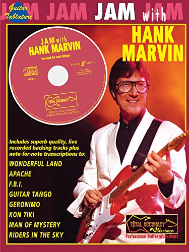 9780571527328: Jam with Hank Marvin: (Guitar Tab)