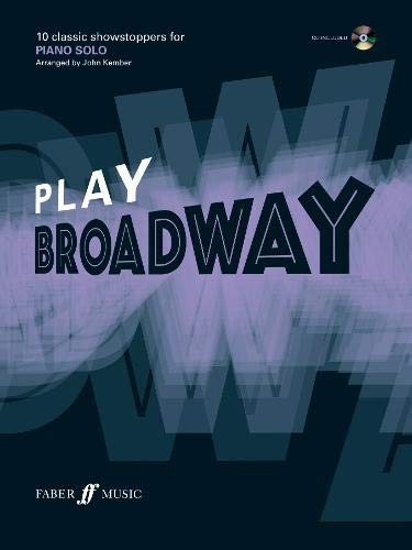 9780571527489: Play Broadway Violin (Piano/Ecd)