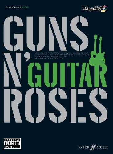 9780571527496: Guns N' Roses Authentic Guitar + CD