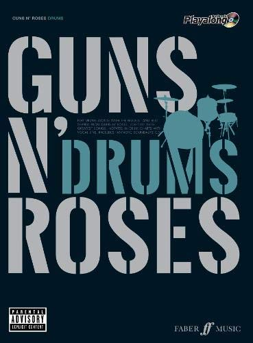 9780571527519: Guns N' Roses: (Drums) (Authentic Playalong)