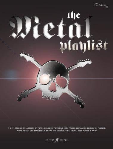 9780571527595: The Metal Playlist: (Guitar Tab) (Gtab)