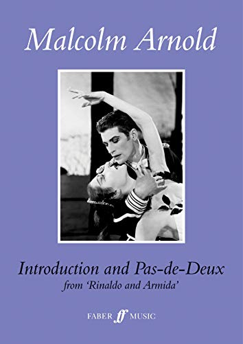 9780571527663: Introduction and Pas-de-Deux: from Rinaldo and Armida, Miniature Score (Faber Edition)