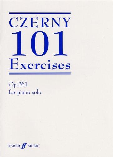 9780571527694: 101 Exercises: (Piano)
