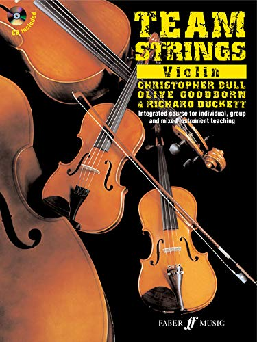 9780571528004: Team Strings: Violin +CD