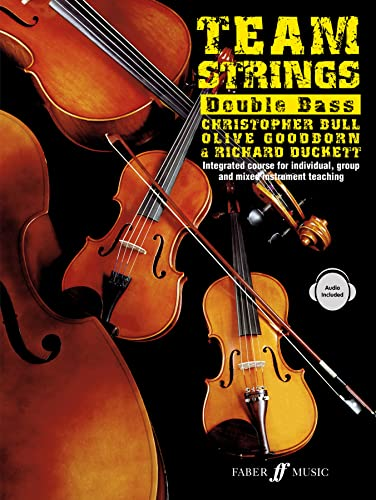9780571528035: Double Bass (Team Strings)