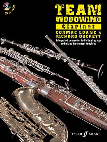 9780571528127: Clarinet (Team Woodwind)