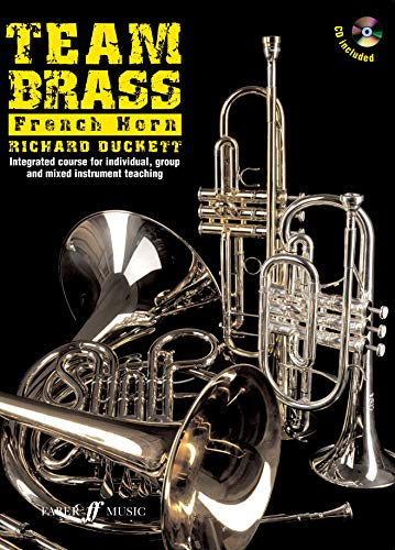 9780571528189: Team Brass French Horn (with Free Audio CD) [Team Brass] (Team Series)