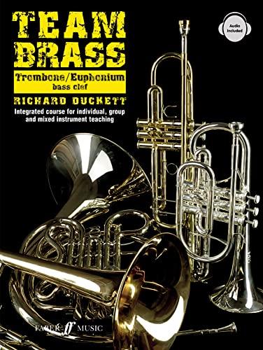 9780571528196: Trombone/Euphonium (Team Brass)