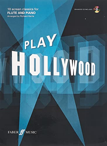 9780571528226: Play Hollywood Flute Book/CD