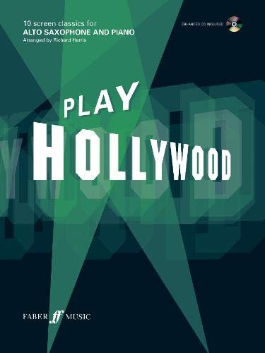 9780571528240: Play Hollywood: Alto Saxophone