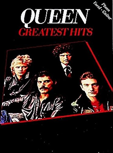 9780571528288: GREATEST HITS QUEEN V.1PVG: Piano, Vocal and Guitar