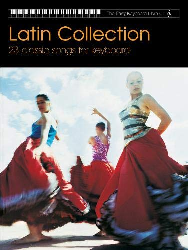 9780571528332: Latin Collection (Easy Keyboard Library)