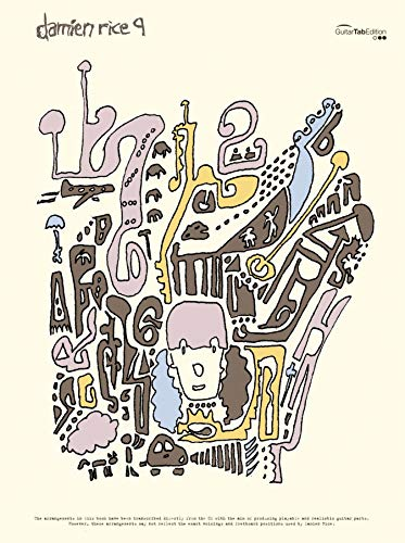 9780571528424: Damien Rice 9 (Guitar Tab Edition) (Faber Edition)