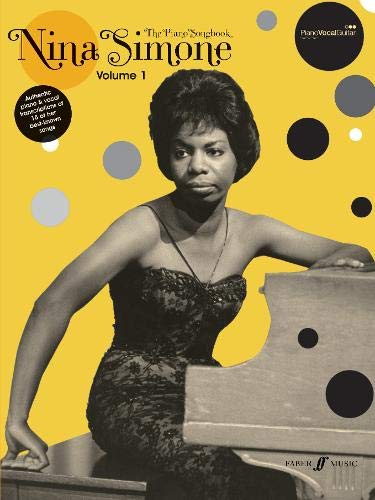 9780571528639: Nina Simone Piano Songbook