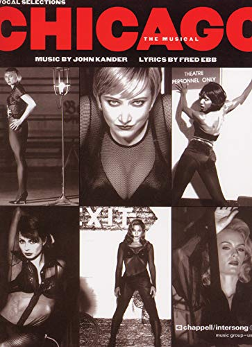 9780571528653: Chicago: Vocal Selections (Faber Edition)