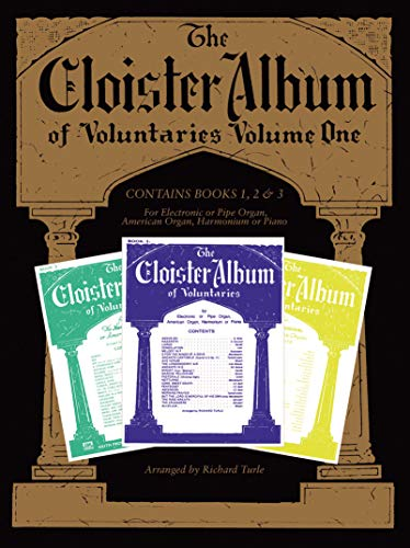 9780571528721: The Cloister Album of Voluntaries, Vol 1 (Faber Edition: Early Organ Series) (v. 1)